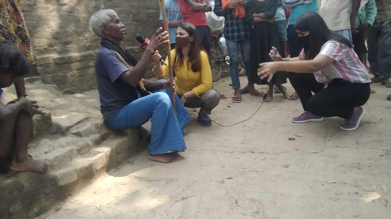 bbc hindi cm nitish kalyanbigha facebook live reporting 2