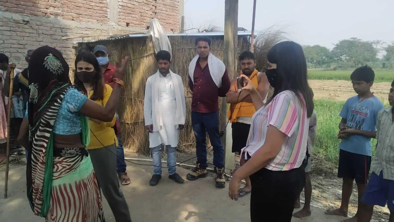 bbc hindi cm nitish kalyanbigha facebook live reporting 5