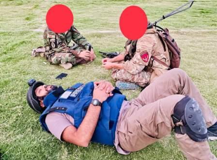 Pulitzer Prize winning journalist Danish dies in Afghanistan 1